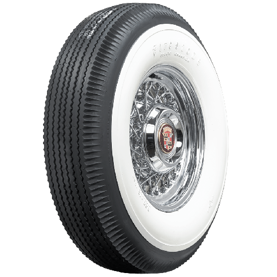 Firestone | 3 1/2 Inch Whitewall | 820-15