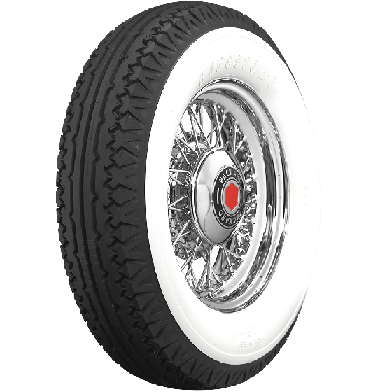 Firestone | 4 1/4 Inch Whitewall | 700-20