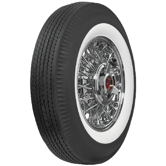 Firestone Bias Ply | 670-15 | Whitewall