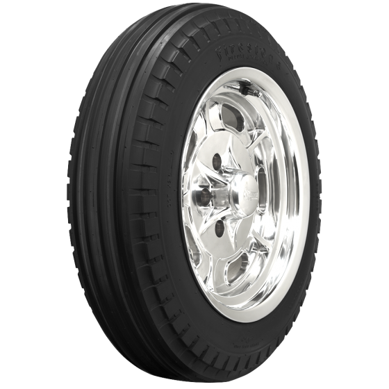 Firestone Dirt Track | Ribbed Front | 500-19