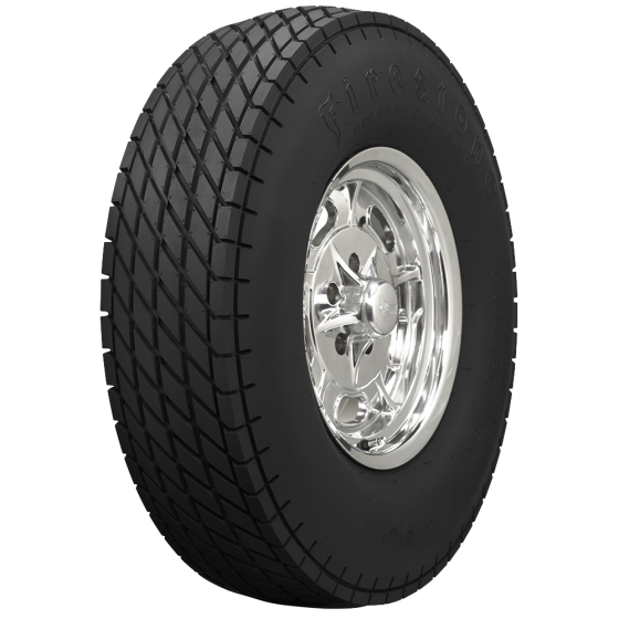 Firestone Dirt Track | Grooved Rear | 820-18