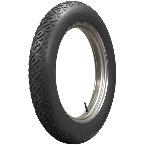 Firestone Non Skid | All Black | 34X4 1/2