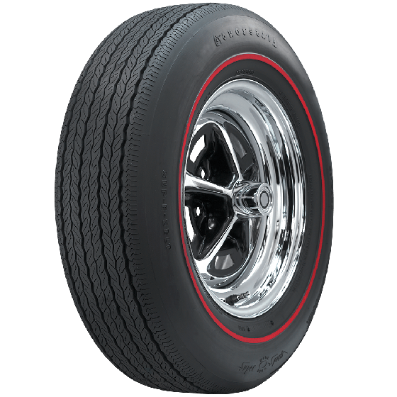 Firestone Wide Oval Radial | Redline