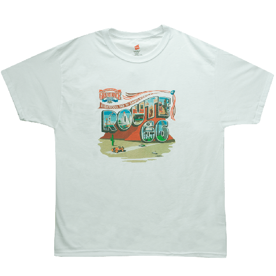 Great Race 2015 Route 66 Youth Shirt