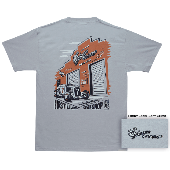 Honest Charley Store Front T-Shirt | Medium