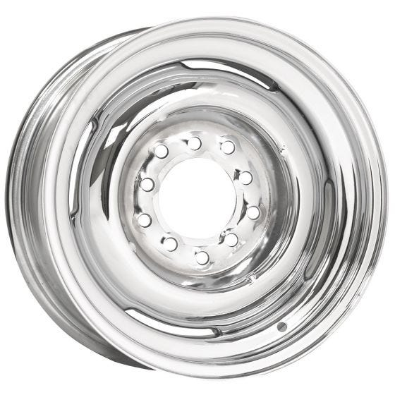 "15x7 Hot Rod Steel | 5x5, 5x5 1/2"" bolt 