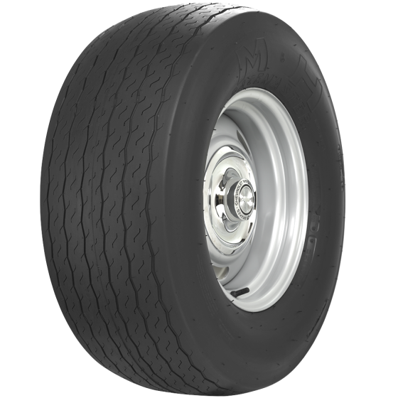 M&H Muscle Car Drag Tire | 275/60-15