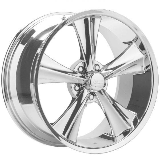 "20x10 Booster Modern Muscle | 5x115mm"" bolt 