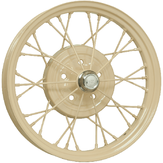 21x3 Ford Model A Wheel | Adjustable Spokes