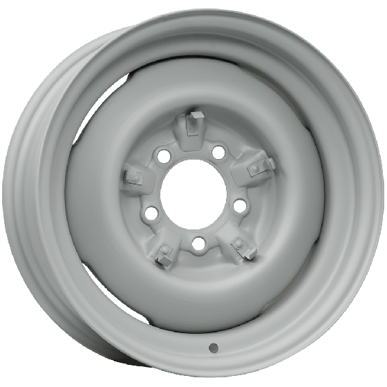 15x8 OE CLIP | 5x4.5 bolt | Primed | Discontinued