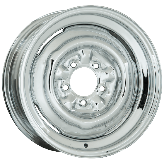 "17x7 OE Style | 5x4 1/2"" bolt 