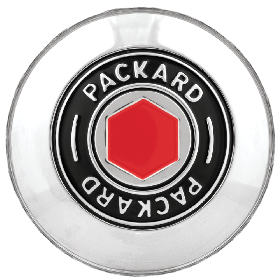 Packard Wire Wheel Cap