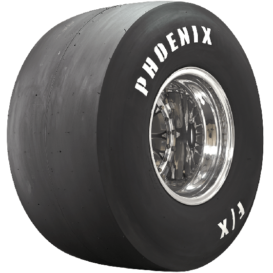 Phoenix Rear Slick | F9 Compound | 14.0/32.0-15