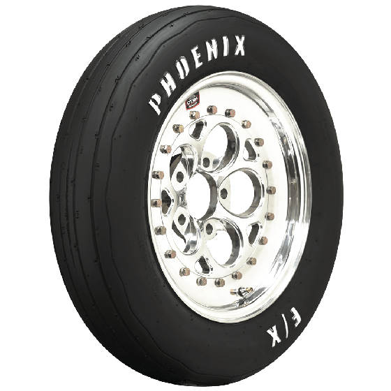 Phoenix Drag Race Tires | Front Runner