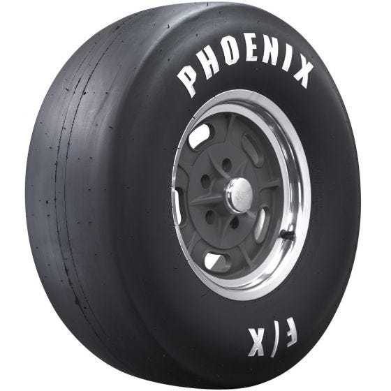 Phoenix Rear Slick | 9.00/30.0-15 | F9 Compound