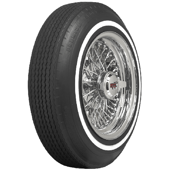 Premium Sport Tires | Narrow Whitewall