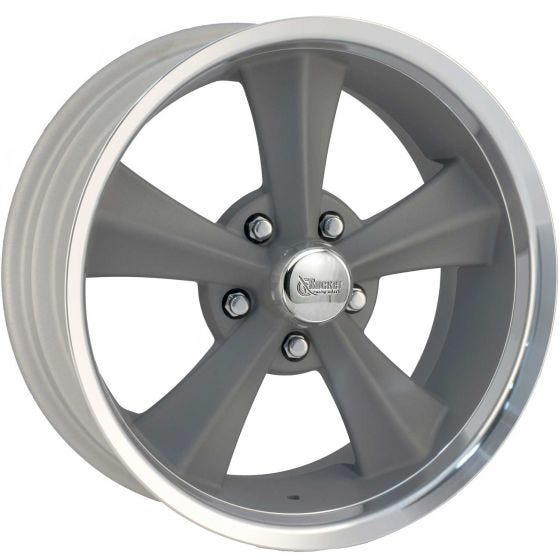 "17x8 Booster | 5x4.75"" bolt 