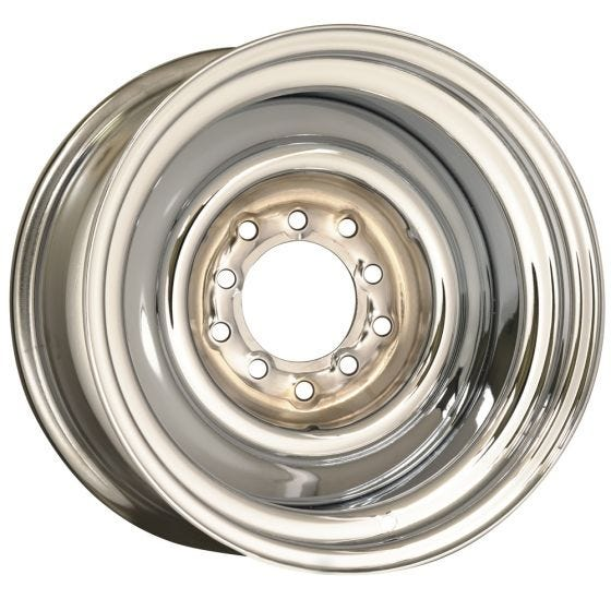 "17x9 Smoothie | 5x4 1/2, 5x4 3/4 "" bolt 