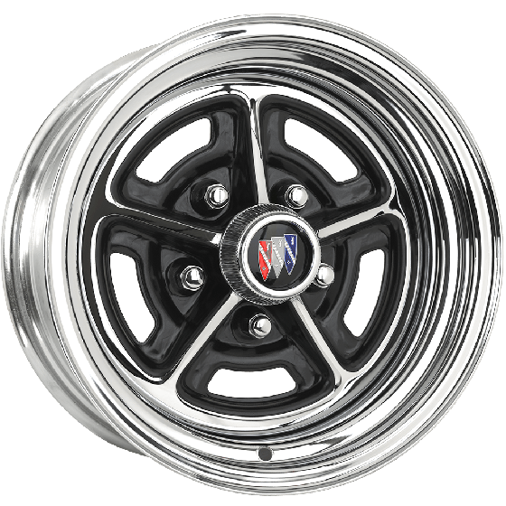 "15x6 Buick Rallye | 5x4 3/4"" bolt 