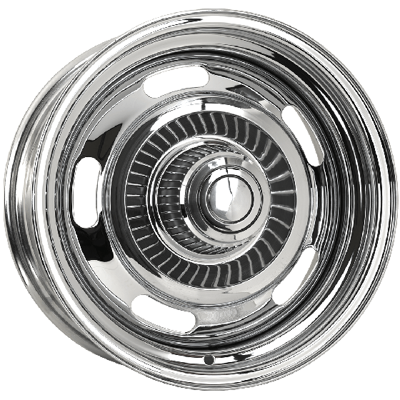 Chevrolet Rallye Wheel | Chrome