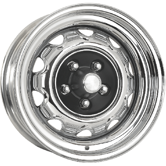 "15x7 Mopar Rallye | 5x4 1/2"" bolt 
