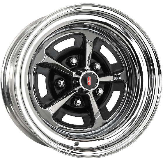 "15x6 Oldsmobile SSI Rallye | 5x4 3/4"" bolt 