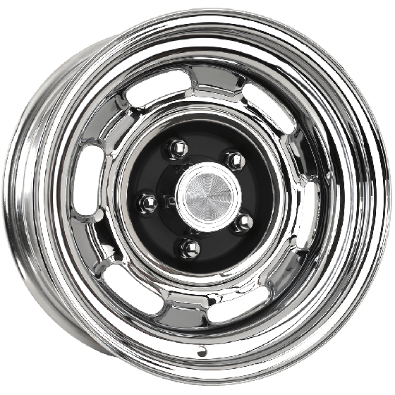 Pontiac Rallye I Wheel | Chrome