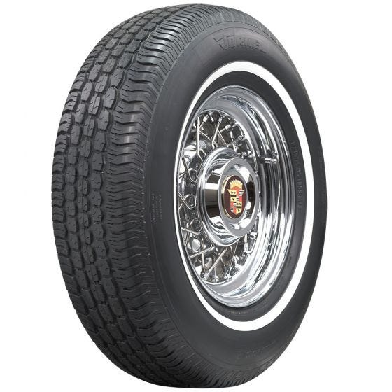 Tornel | 5/8 Inch Whitewall | 205/75R14