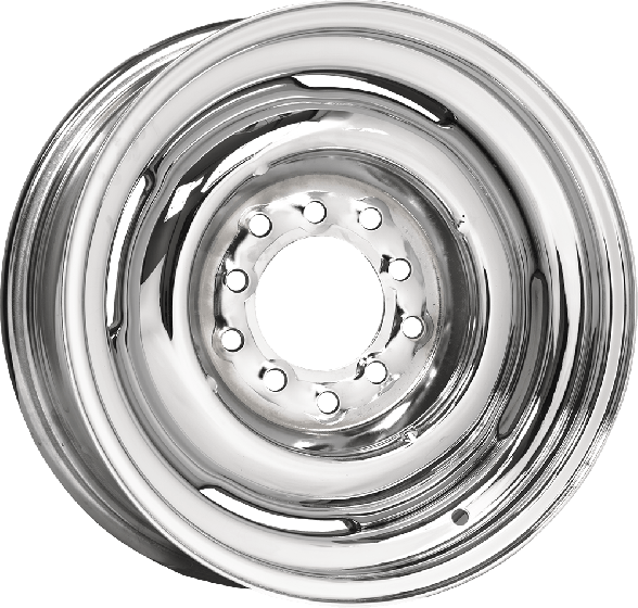 "16x7 Hot Rod Steel | 5x5, 5x5 1/2"" bolt 
