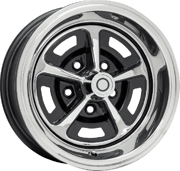 "15x7 Chrysler Road Wheel | 5x4 1/2"" bolt 