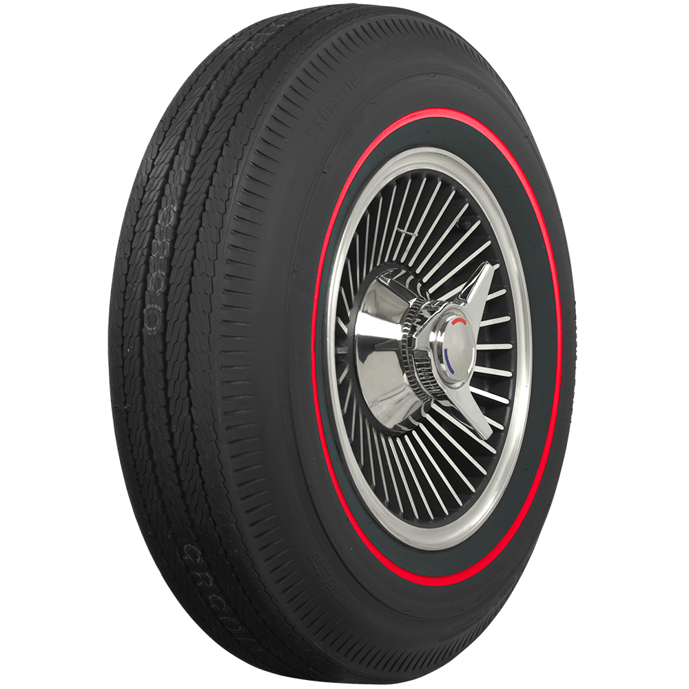 Red Line Tires >> Muscle Car Tires Red Line Tires For Classic Cars