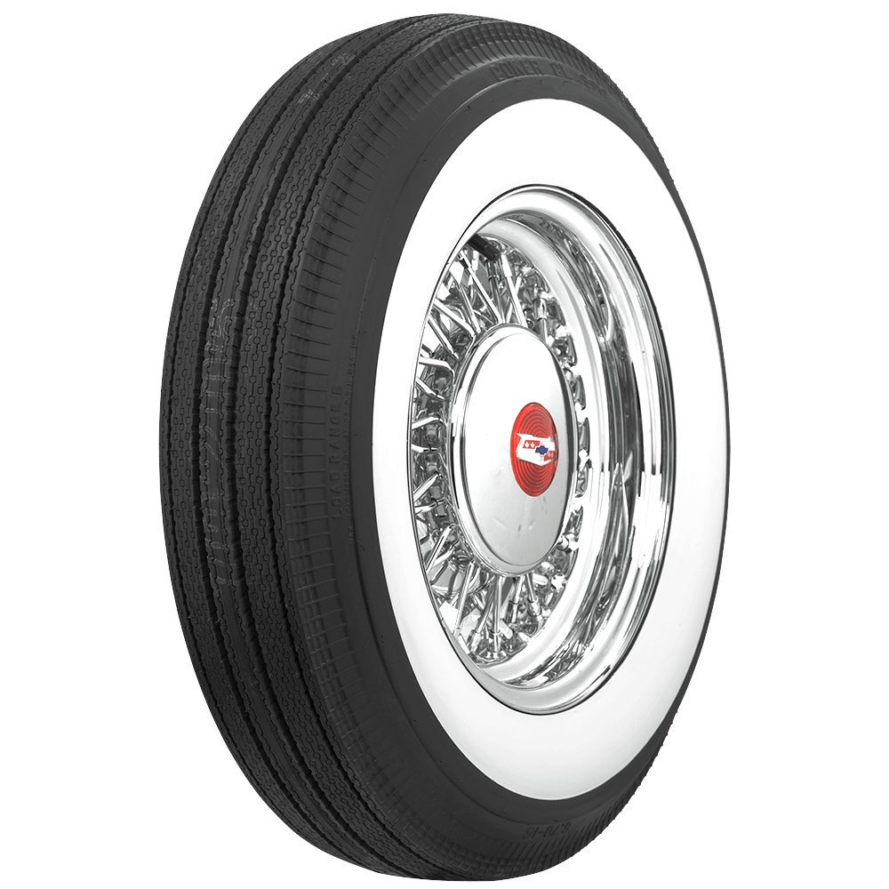Bias Ply Tires >> Coker Classic Whitewall Tires Coker Classic Whitewall