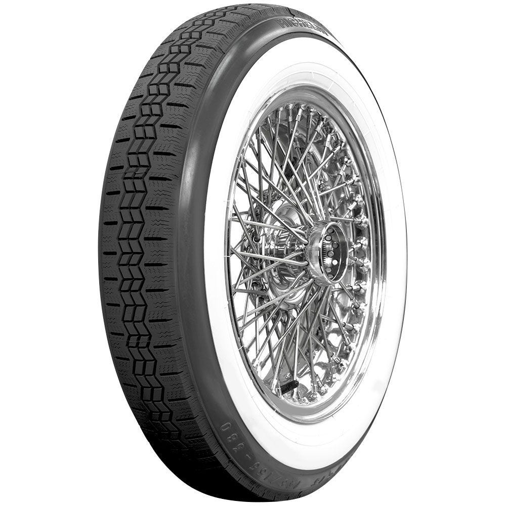 Michelin Whitewall Tires >> Michelin Whitewall 590 650 13 New Old Stock