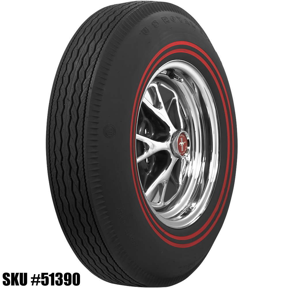 Red Line Tires >> 14 Inch Redline Tires 1965 Mustang Tire Size