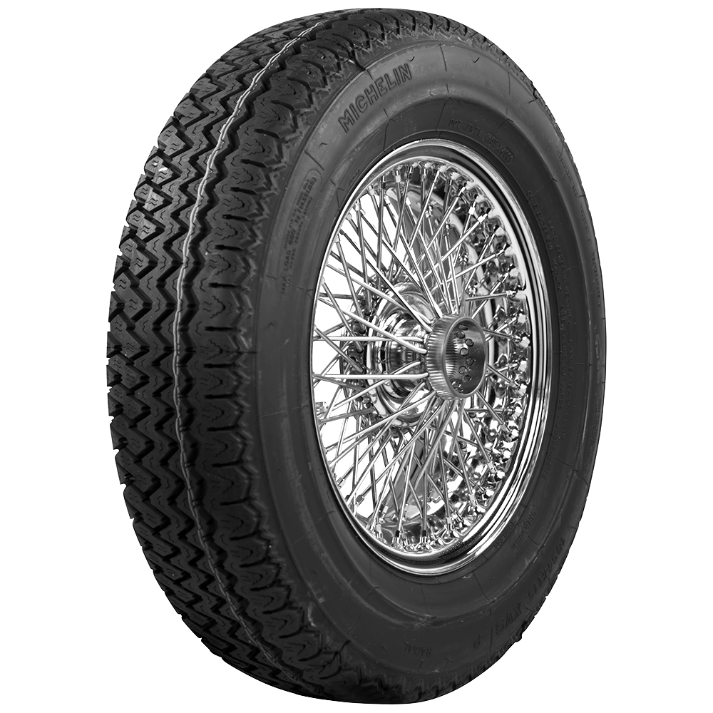 Michelin Whitewall Tires >> Michelin Xvs 235 70hr15