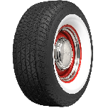 BF Goodrich Silvertown Radial | 3 1/2 Inch Whitewall | 285/70R15