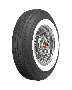 BF Goodrich Wide Whitewall Tires BF Goodrich Classic Tires