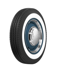Coker Classic Nostalgia Radial Tires Coker Wide White Wall Tires