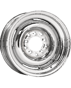 Chrome Hot Rod Wheels Chrome Steel Wheels