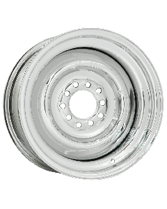 Chrome Solid Wheels Steel Wheels For Sale