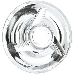 Knockoff Style Cap   Fluted Swept Driver   7 Inch Back I.D.