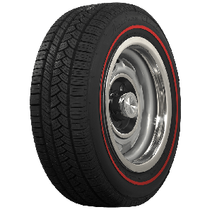 American Classic Radial Redline | 205/60R16 | New Old Stock