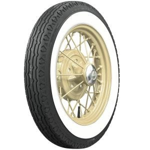 American Classic Radial | 475/500R19 Whitewall