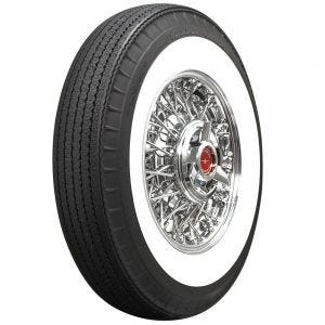 Wide Whitewall Radial Tires American Classic Tire
