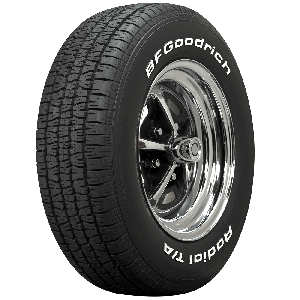 BF Goodrich Radial T/A | White Letter | 215/70R14