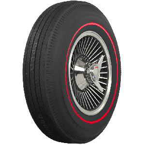 Muscle Car Tires Red Line Tires for Classic Cars