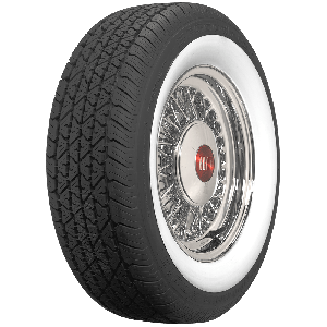 BF Goodrich Whitewall Tires Wide Whites