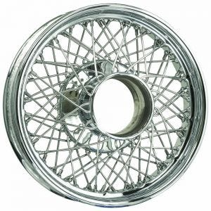 Buffalo Drop Center Rolled Edge Wheel