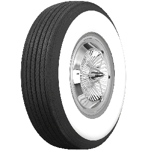 Coker Wide White Wall Tires Classic Whitewall Tires