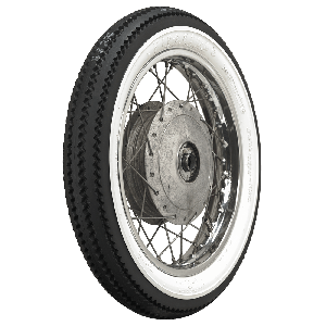 Firestone Deluxe Champion Cycle   Wide Whitewall   325-16